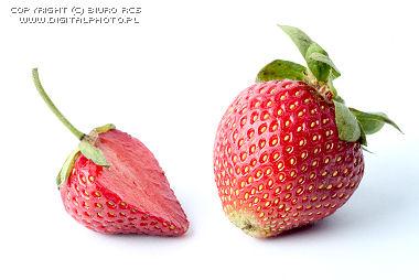 Aardbeien, een zomerdelicatesse !